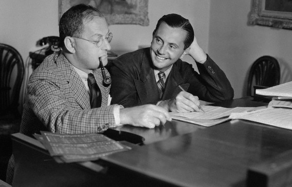 I Can't Get Started with you : Duke & Gershwin